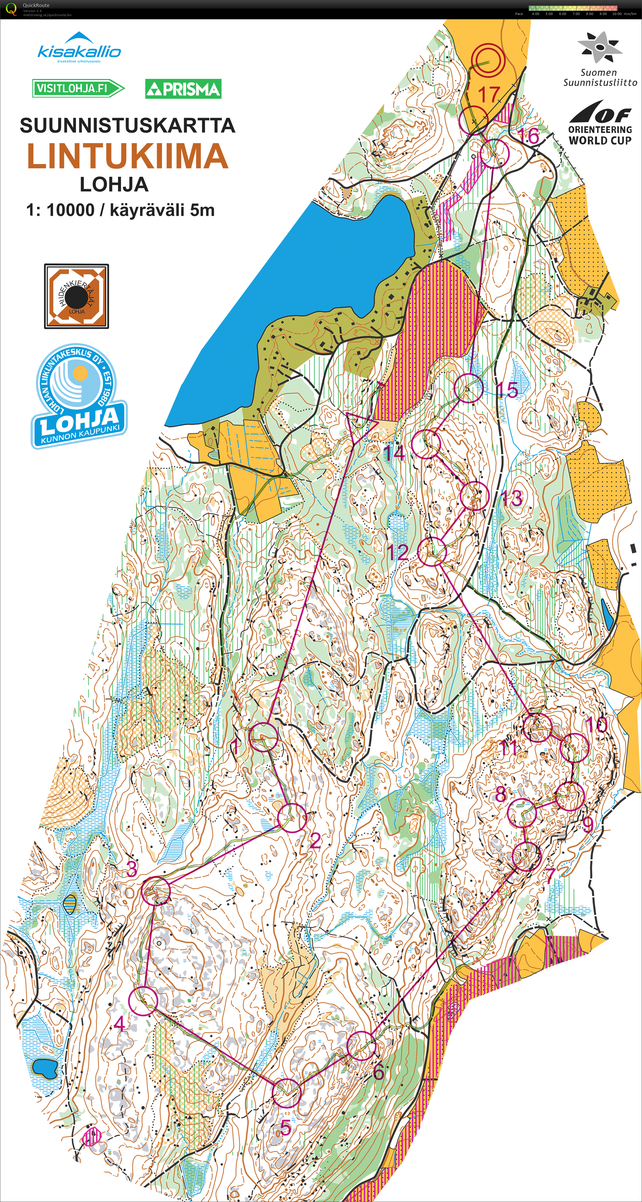 My digital orienteering map archive world cup finland middle world cup finland middle 27052017 gumiabroncs Choice Image